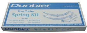 4 Leaf Slipper Spring Kit (Zinc Tech)