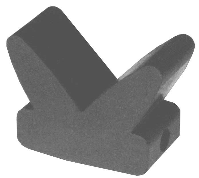 Rubber V Block H80 x W115