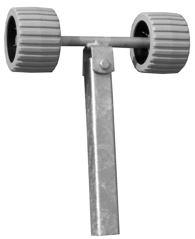 ROLLA-MATIC Double 40mm Square Tube Leg