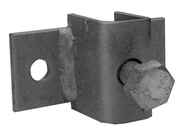 Bolt-On Gal Roller/Pad Bracket Mount (Display Packed)